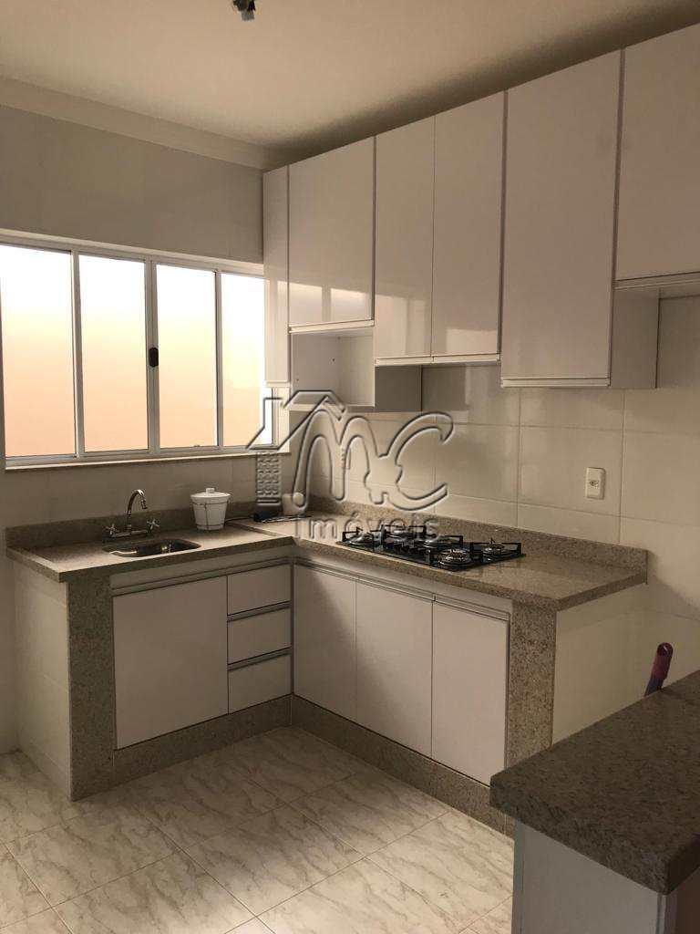 Casa com 3 dorms, Jardim Ana Maria, Sorocaba, 160m² - Codigo: CA0694