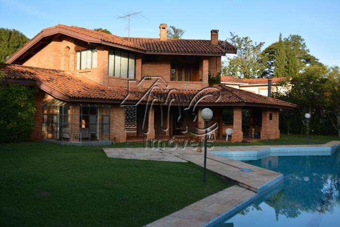 Sobrado com 4 dorms, Lago Azul, Araçoiaba da Serra - R$ 1.6 mi, Cod: SO0413