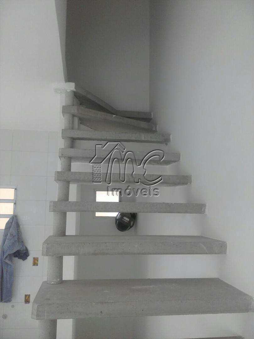 Escadas sobrados