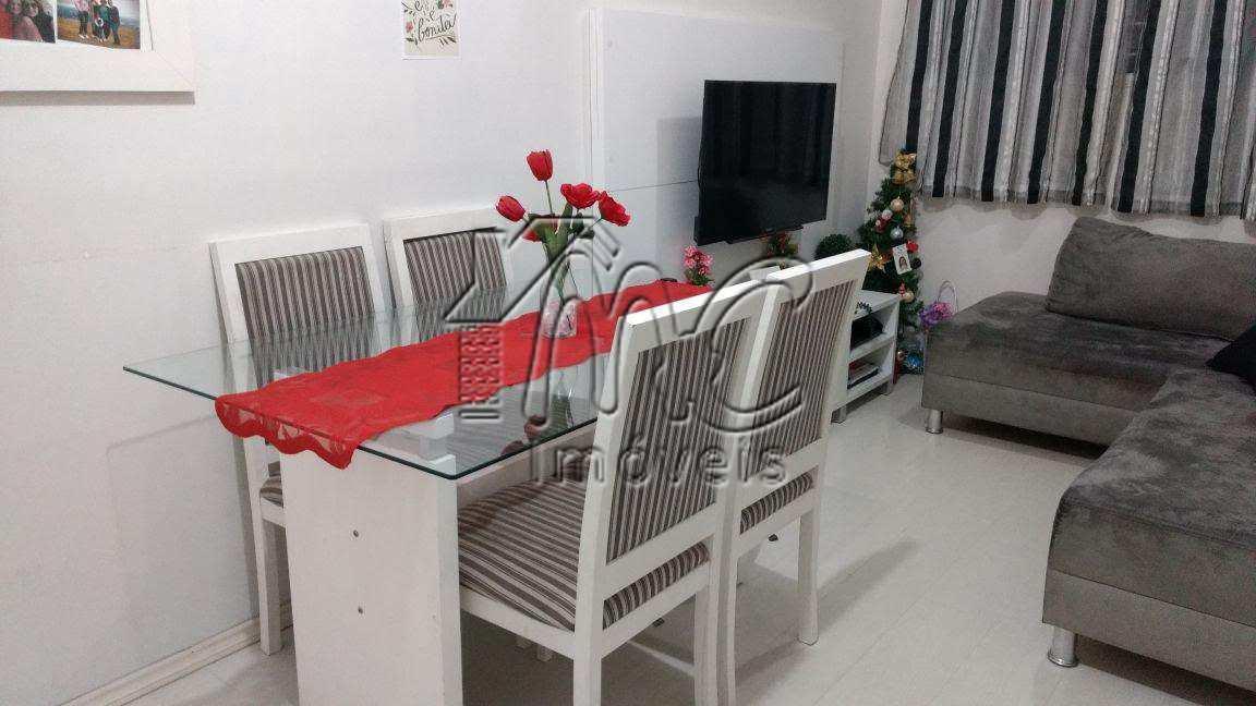 Apartamento com 2 dorms, Vila Gabriel, Sorocaba - R$ 215.000,00, 54m² - Codigo: AP7687