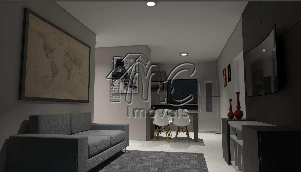 Apartamento com 2 dorms, Jardim Piazza di Roma, Sorocaba - R$ 169 mil, Cod: AP7858