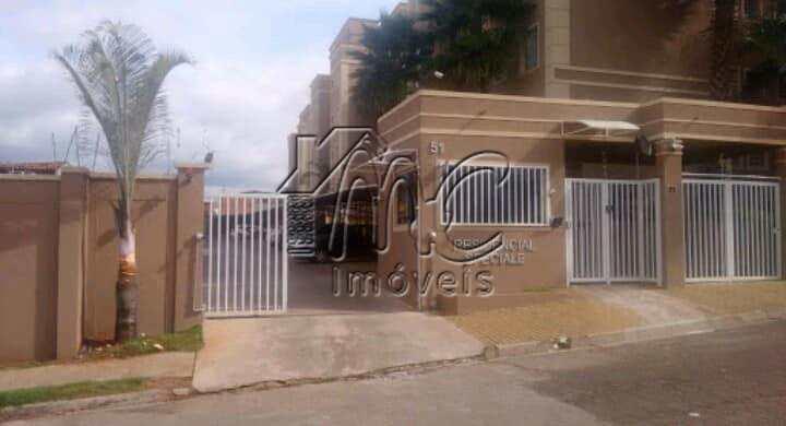 Apartamento com 2 dorms, Jd Ipanema, Sorocaba - R$ 160 mil .
