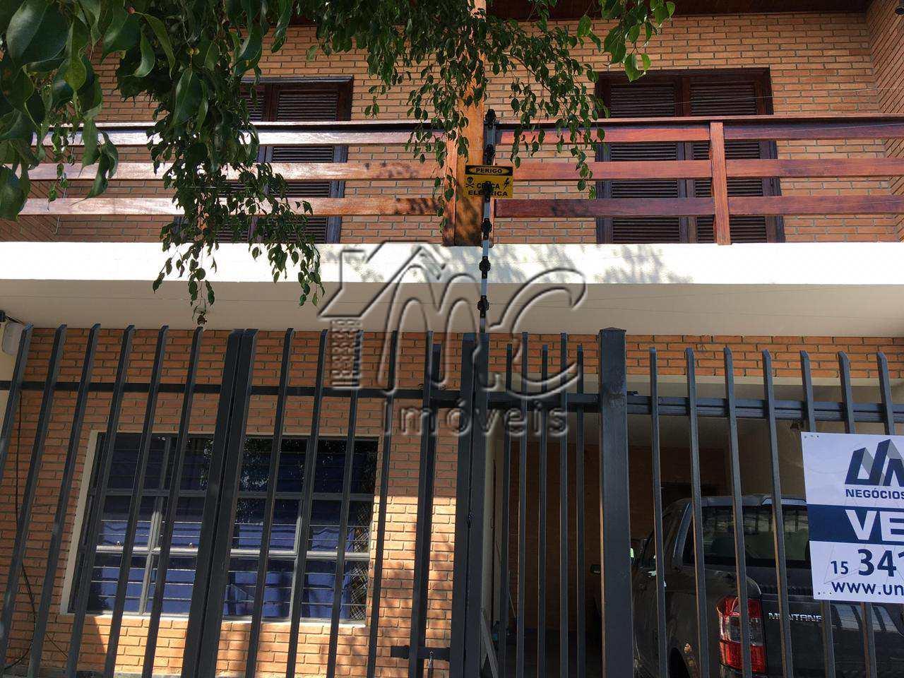 Sobrado com 4 dorms ,2 suítes, Central Parque , Sorocaba -SP.
