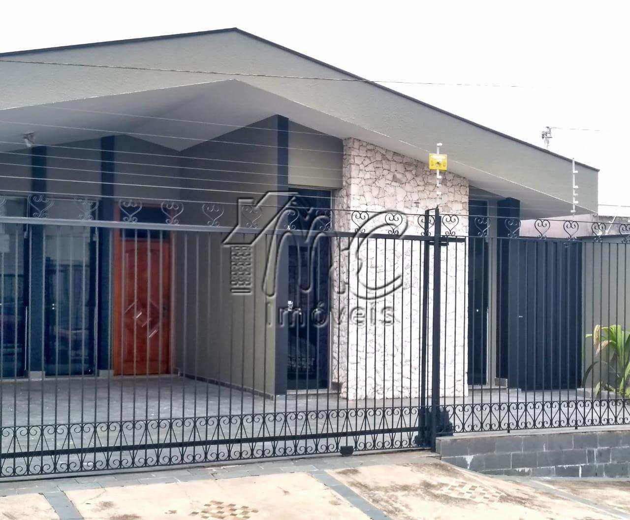 Casa com 3 dorms, Jardim Santa Rosália, Sorocaba/SP.