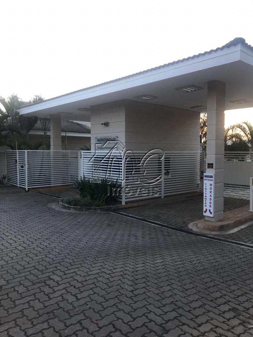 Sobrado com 3 dorms 1 suíte, Cond Monte Bello , Sorocaba-SP.
