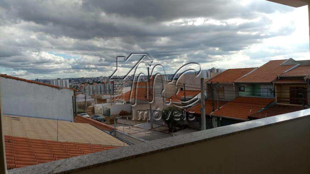 Sobrado com 4 dorms, Jardim Vila São Domingos, Sorocaba/SP.