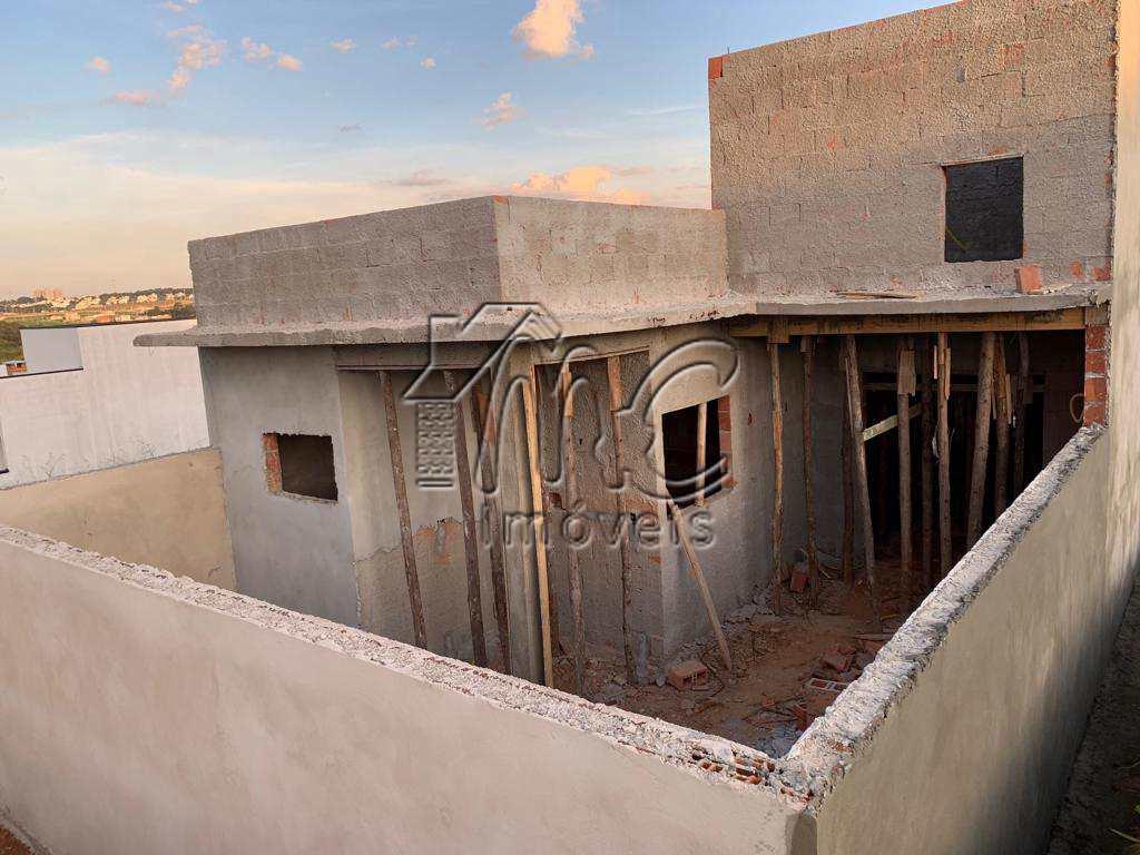 Casa em condomínio, com 3 dorms, Bom Jesus, Sorocaba/SP.