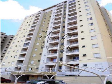 Apartamento com 2 dorms, Wanel Ville, Sorocaba/SP.