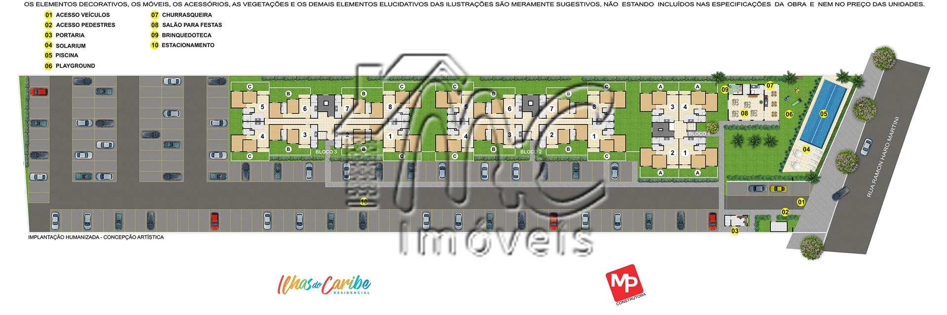 Apartamento com 2 dorms, Vila Haro, Sorocaba - R$ 159 mil.