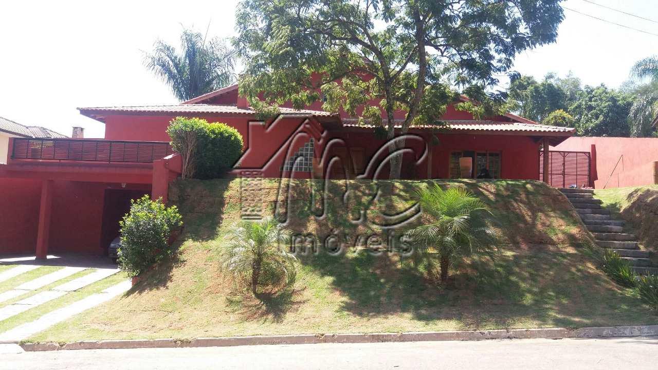 Casa de Condomínio com 5 dorms, Granja Caiapiá, Cotia