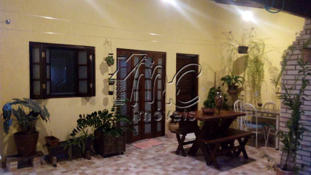 Sobrado de Condomínio 3 dorms, Horto Florestal, Sorocaba - SP.