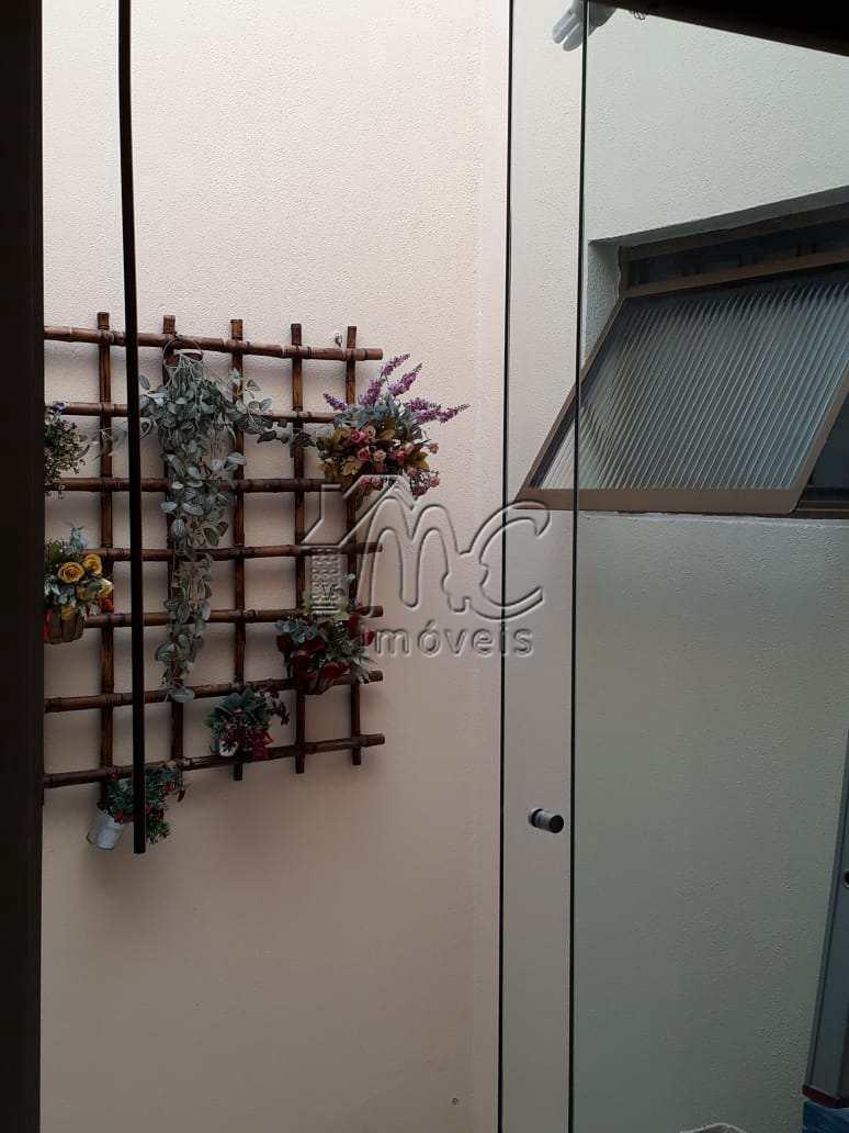 Casa com 2 dorms, Jardim Wanel Ville V, Sorocaba - R$ 300 mil, Cod: CA8469