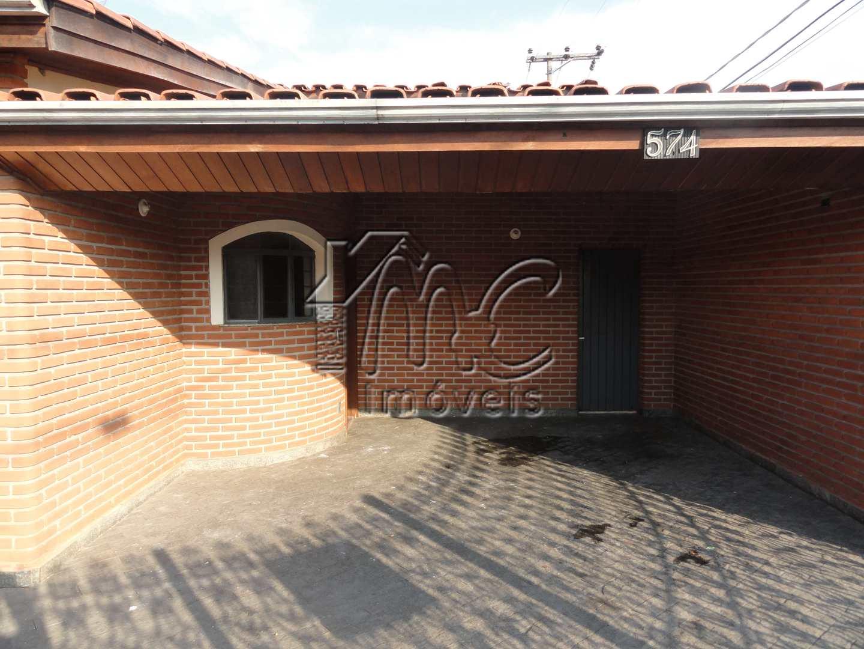 Casa com 3 dorms , Vila Fiori, Sorocaba, SP.