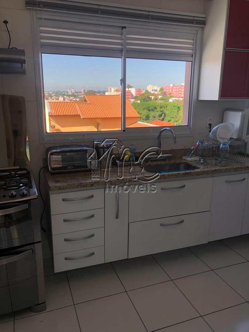 Apartamento com 3 dorms, Vila Independência, Sorocaba - R$ 470 mil, Cod: AP8635