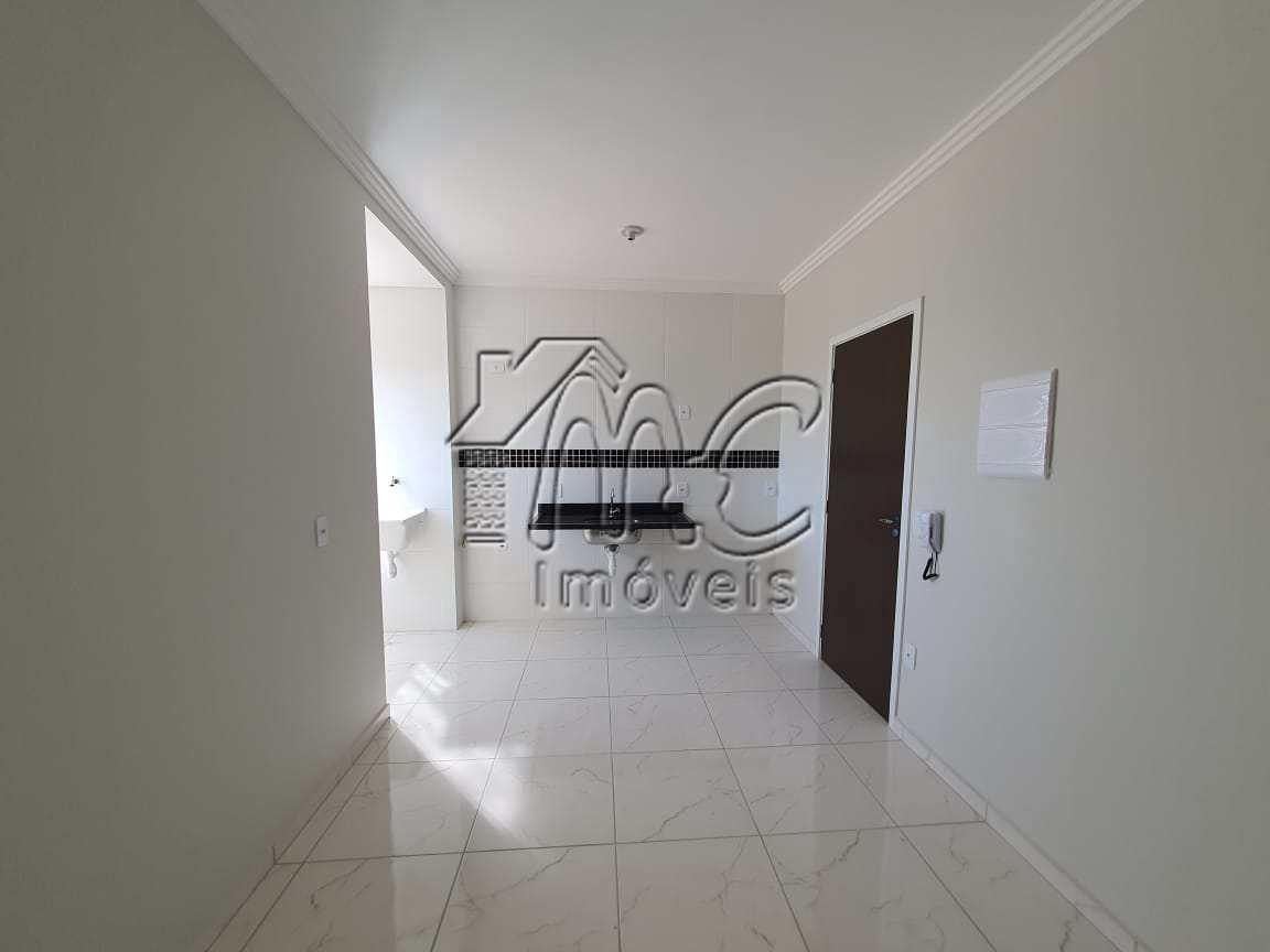 Kitnet com 1 dorm, Quintais do Imperador, Sorocaba - R$ 165 mil, Cod: AP8665