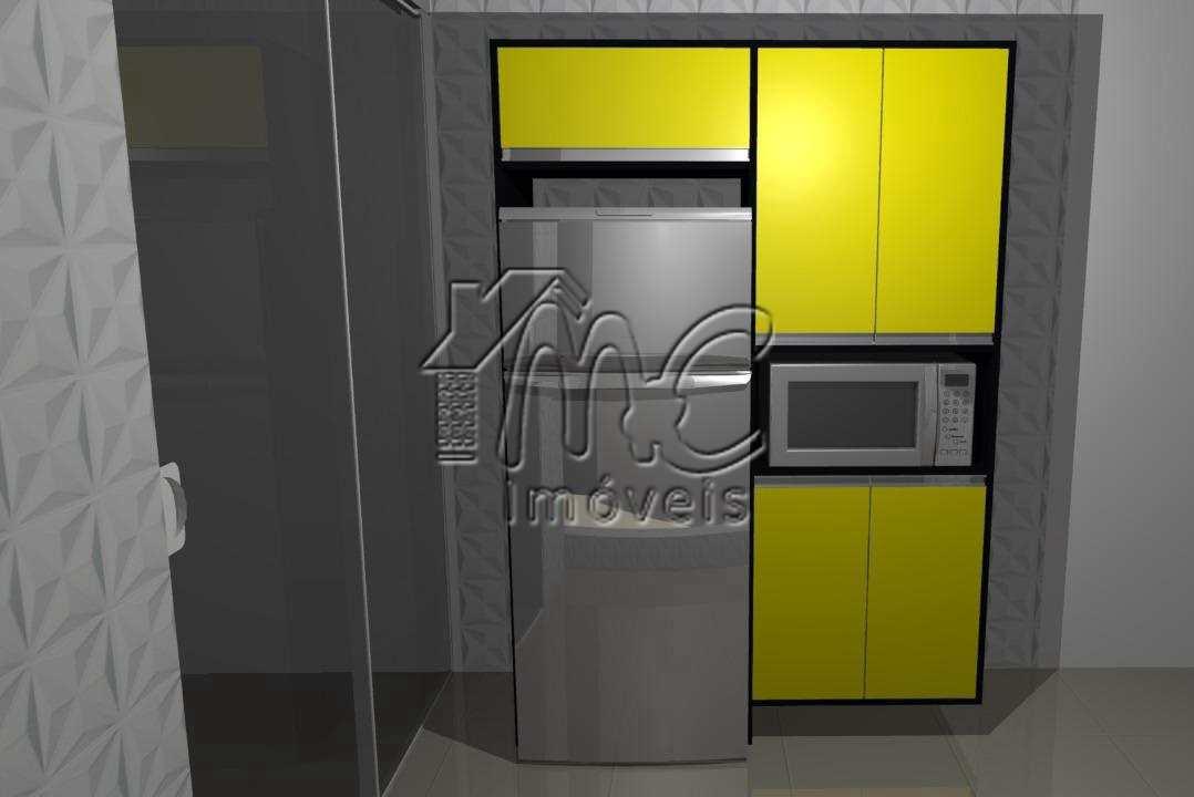 Apartamento com 2 dorms, Jardim Simus, Sorocaba - R$ 202 mil, Cod: AP8967