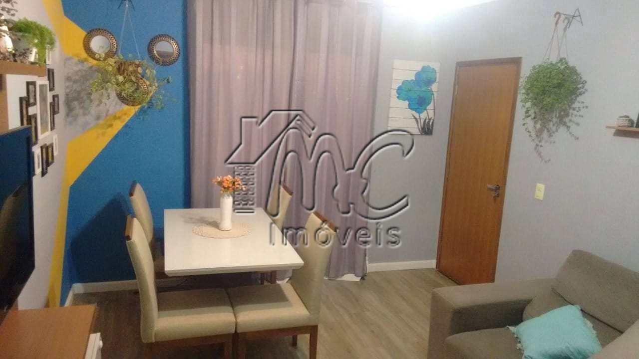 Apartamento com 2 dorms, Jardim Itanguá, Sorocaba - R$ 180 mil, Cod: AP9076