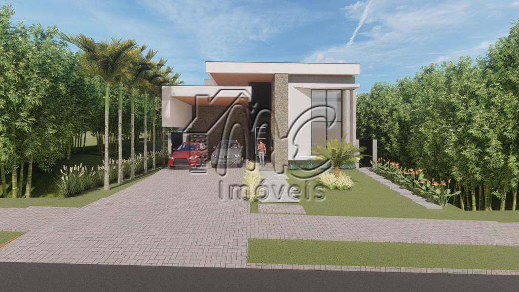 Casa de Condomínio com 3 dorms, Alphaville Nova Esplanada, Votorantim - R$ 1.7 mi, Cod: CA9078