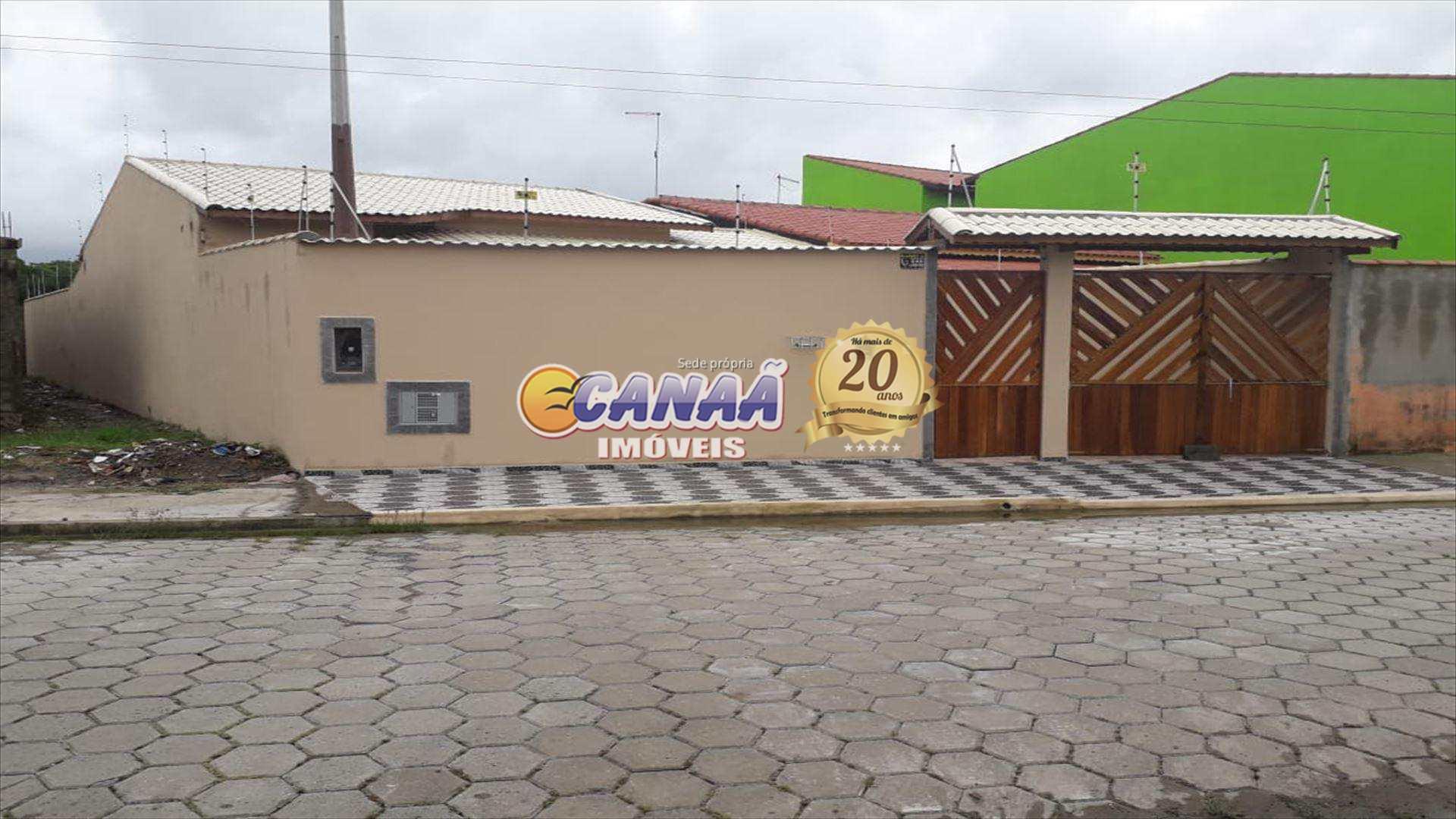 Casa com 2 dorms, Jardim Palmeiras, Itanhaém - R$ 350 mil, Cod: 7168