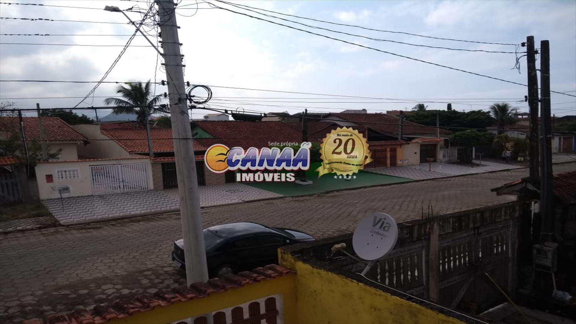 Sobrado com 2 dorms, Balneário Itaguai, Mongaguá - R$ 155 mil, Cod: 7083