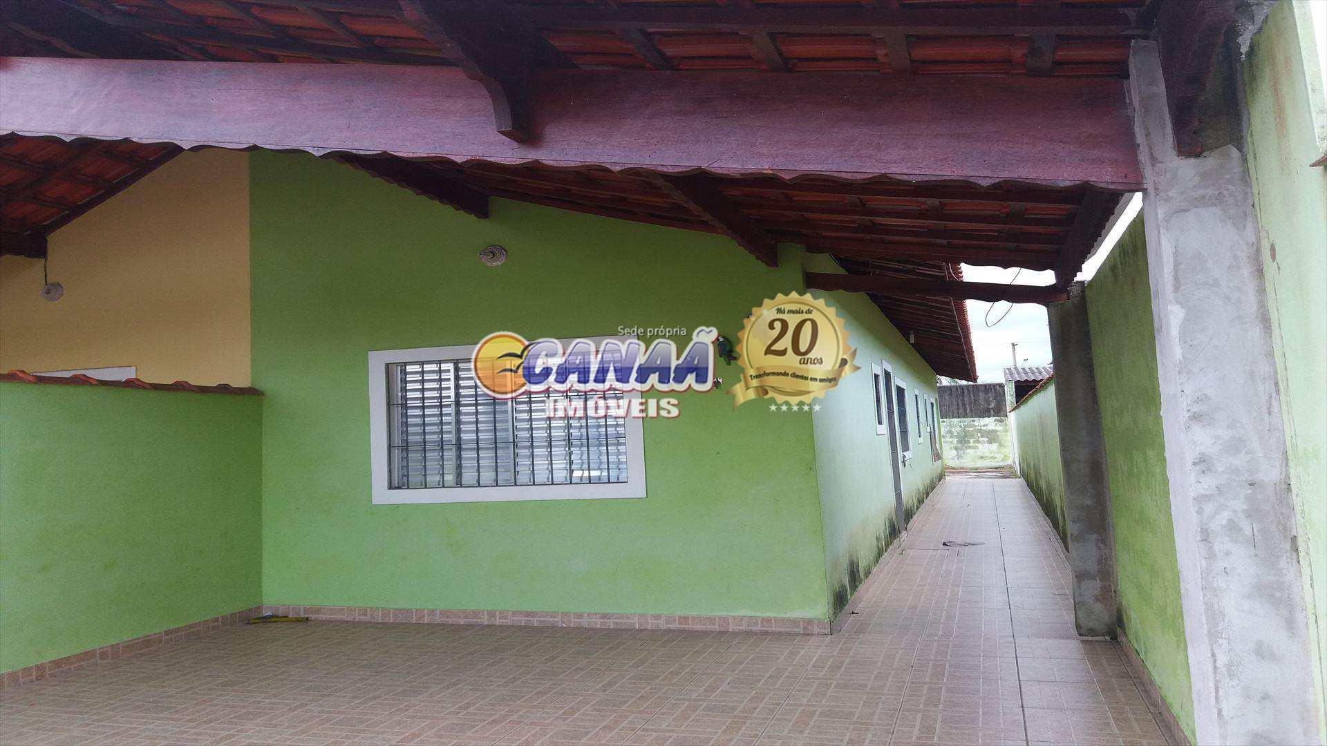 Casa com 2 dorms, Balneário Flórida Mirim, Mongaguá - R$ 200 mil, Cod: 7029
