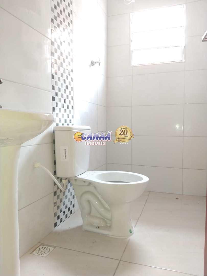 Casa com 2 dorms, Balneário Itaguai, Mongaguá - R$ 196 mil, Cod: 6977