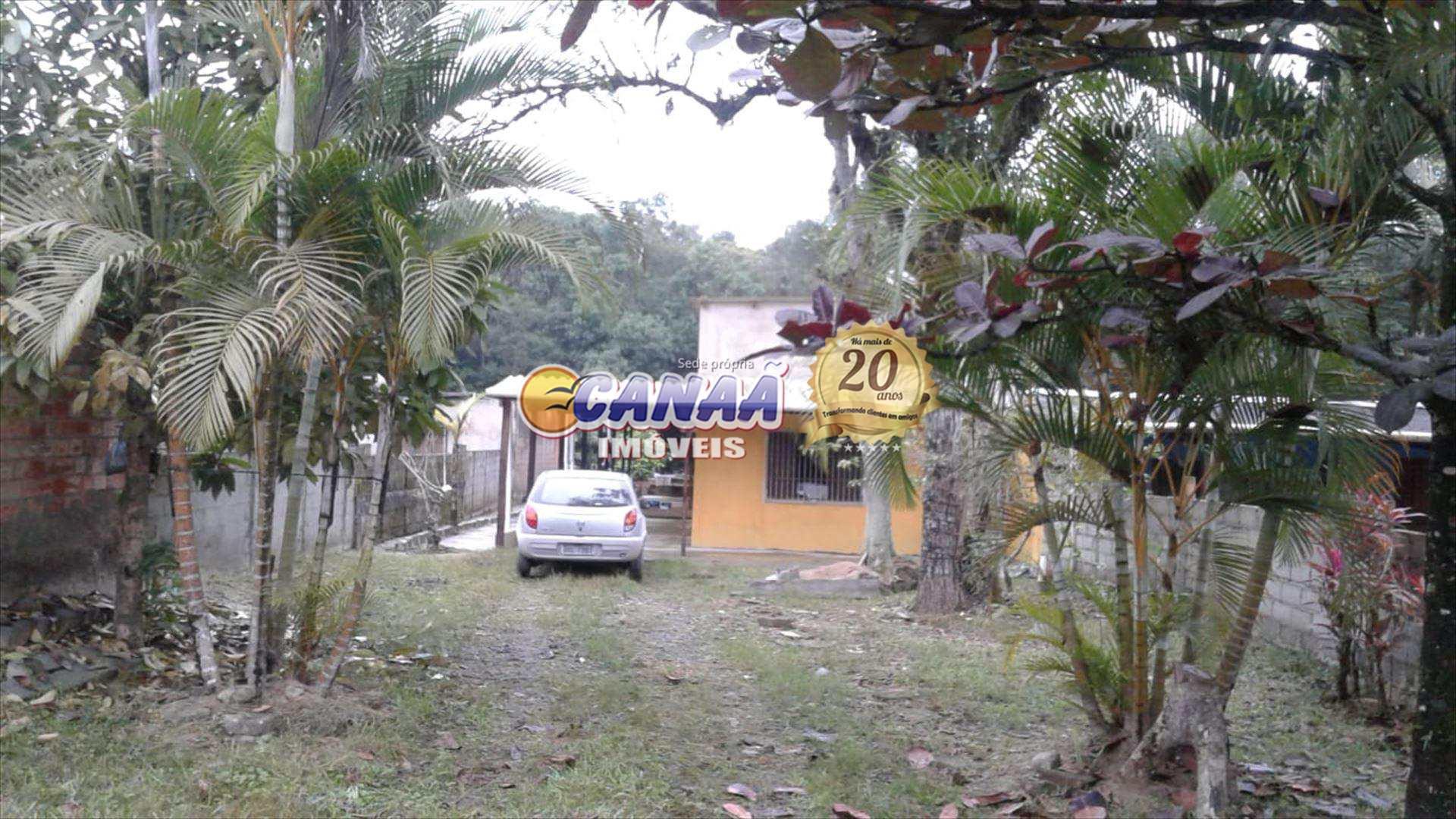 Chácara com 2 dorms, Agenor de Campos, Mongaguá - R$ 160 mil, Cod: 6971