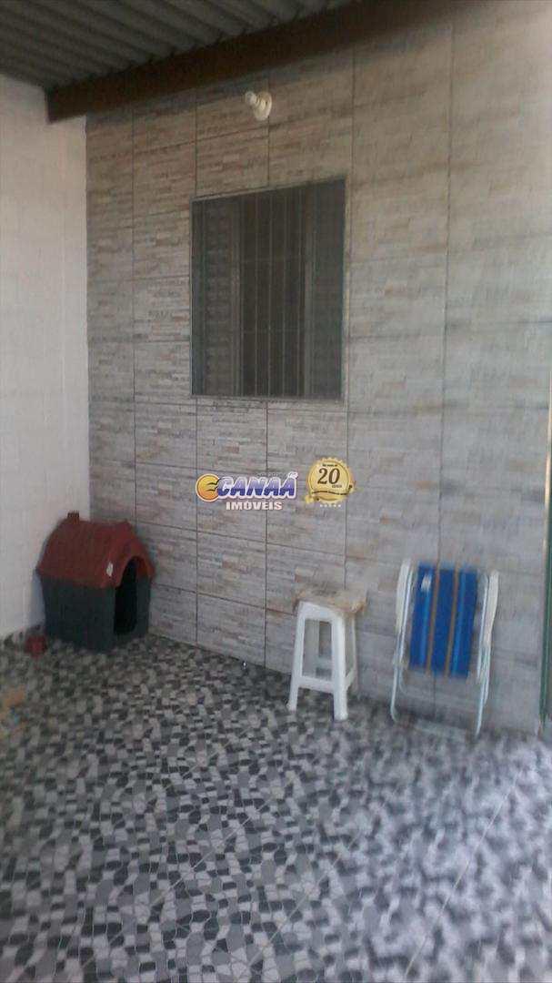 Casa com 2 dorms, Balneário Iemanjá, Itanhaém - R$ 170 mil, Cod: 6969