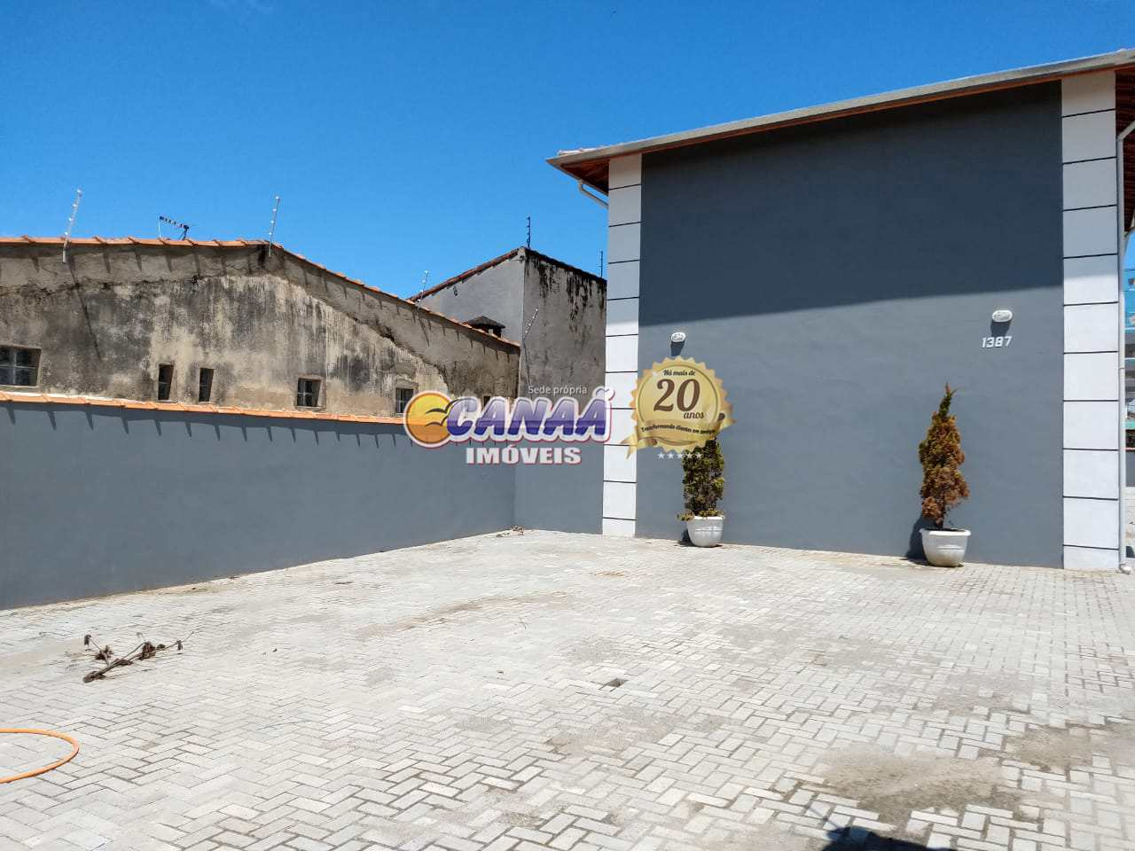 Sobrado de Condomínio com 2 dorms, Cibratel II, Itanhaém - R$ 164 mil, Cod: 6945