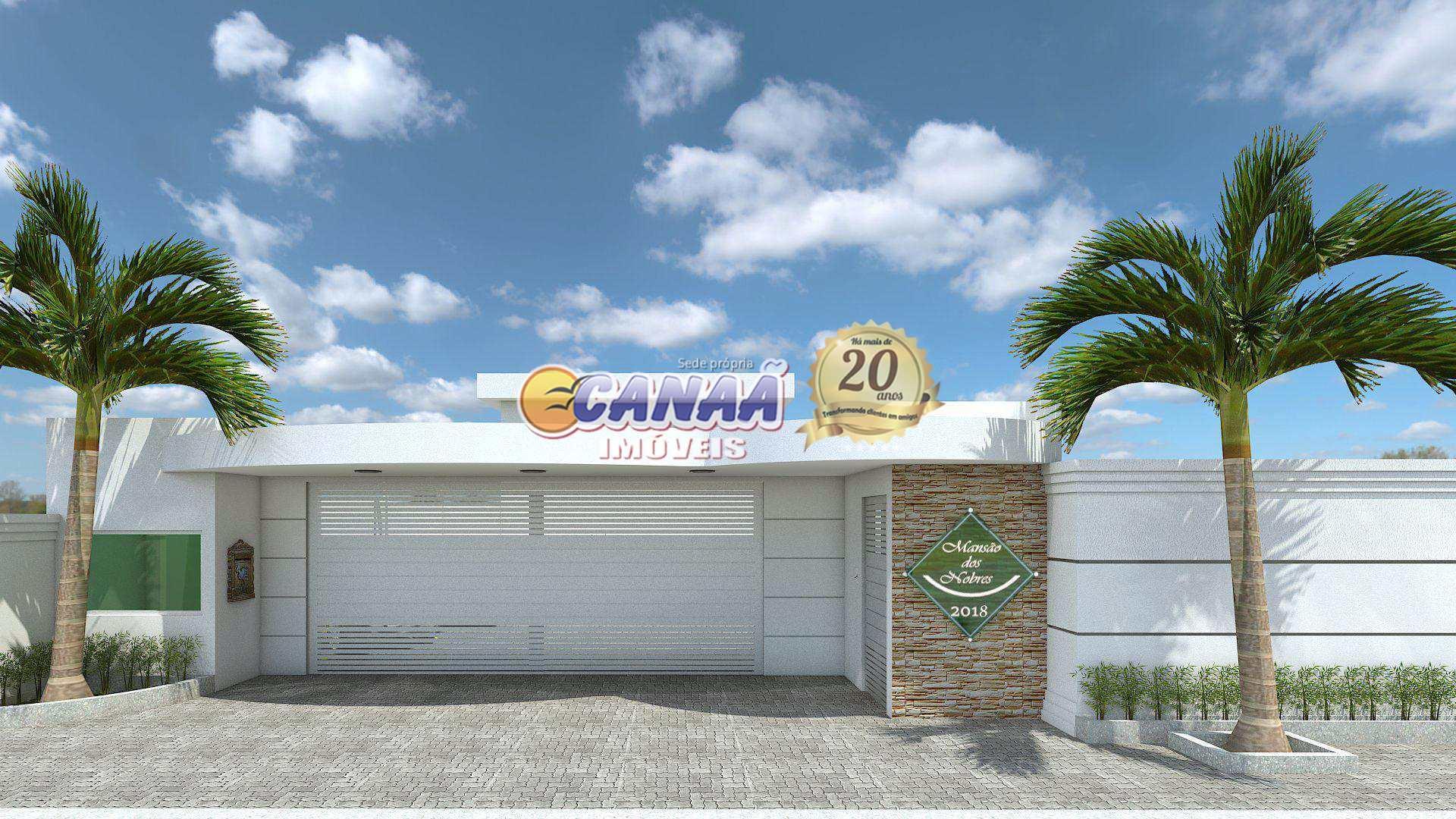 Sobrado de Condomínio com 2 dorms, Belas Artes, Itanhaém - R$ 235 mil, Cod: 6941