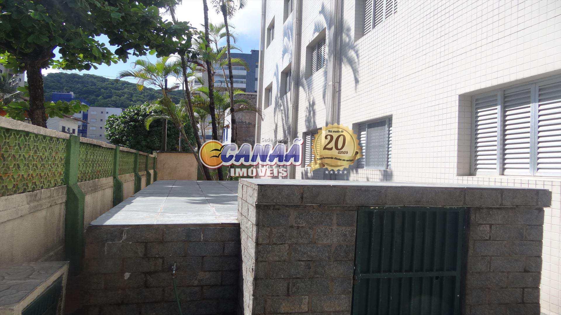 Apartamento com 2 dorms, Centro, Mongaguá - R$ 160 mil, Cod: 6897