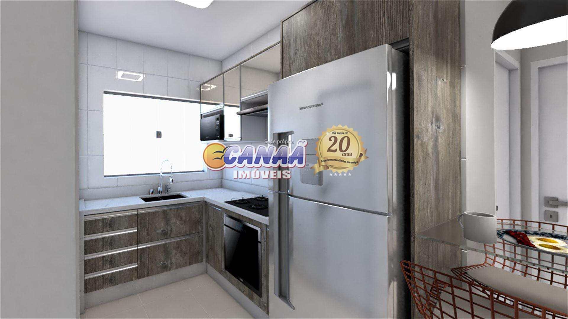 Casa de Condomínio com 2 dorms, Gaivotas, Itanhaém - R$ 150 mil, Cod: 6869