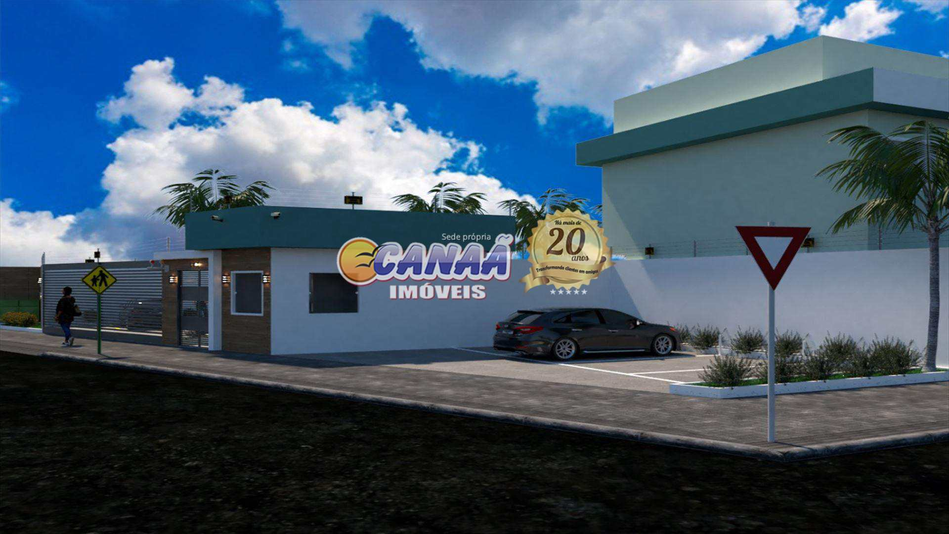 Casa de Condomínio com 2 dorms, Gaivotas, Itanhaém - R$ 150 mil, Cod: 6868