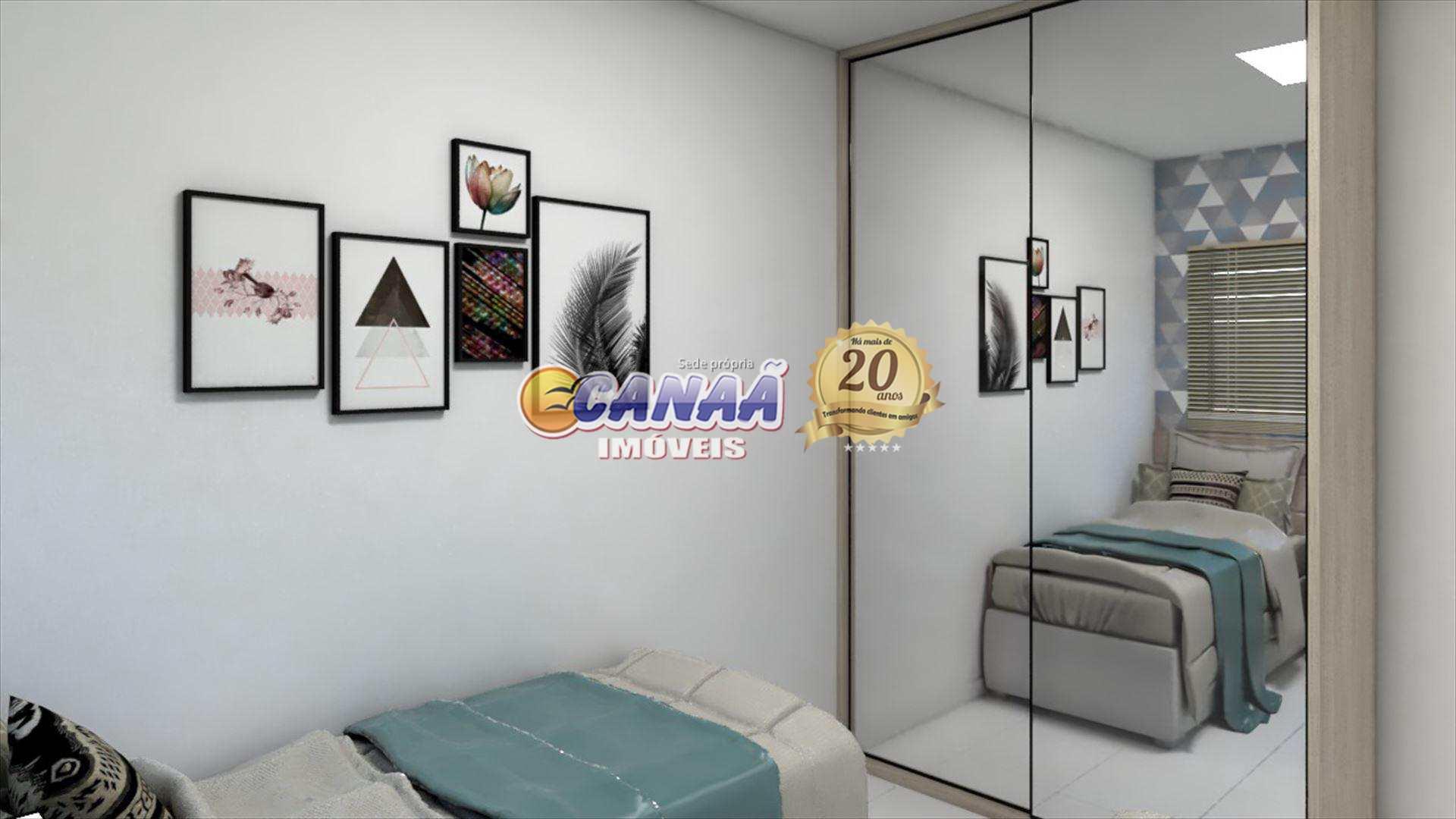 Casa de Condomínio com 2 dorms, Gaivotas, Itanhaém - R$ 150 mil, Cod: 6864
