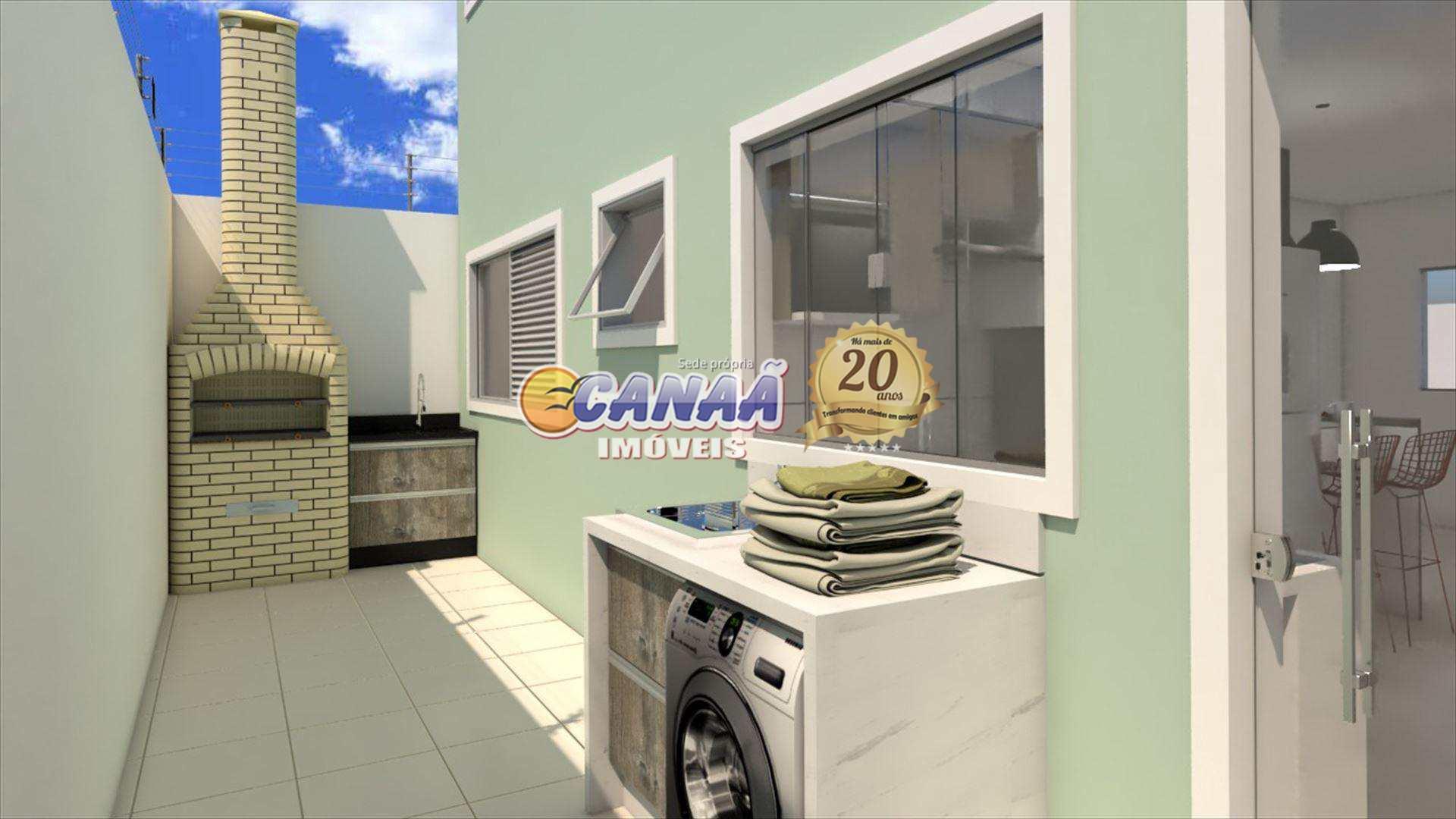 Casa de Condomínio com 2 dorms, Gaivotas, Itanhaém - R$ 150 mil, Cod: 6866