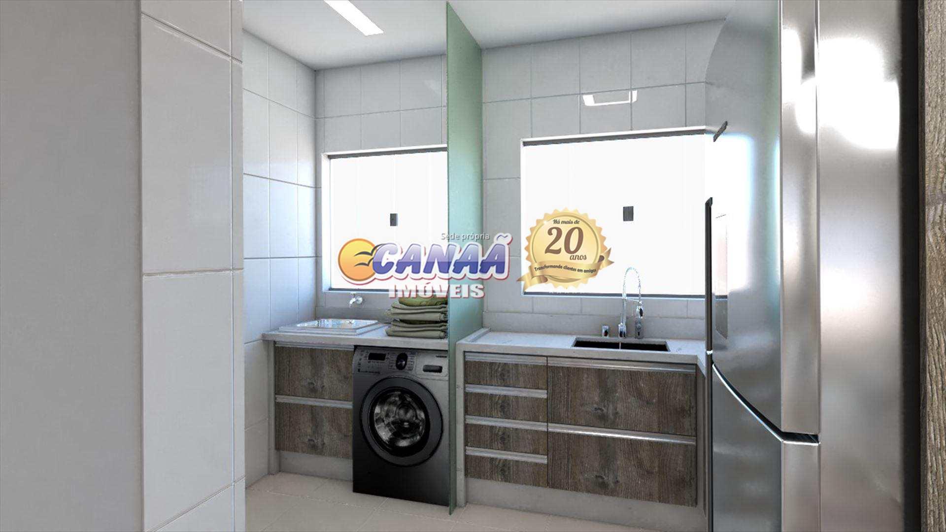Casa de Condomínio com 2 dorms, Gaivotas, Itanhaém - R$ 150 mil, Cod: 6863