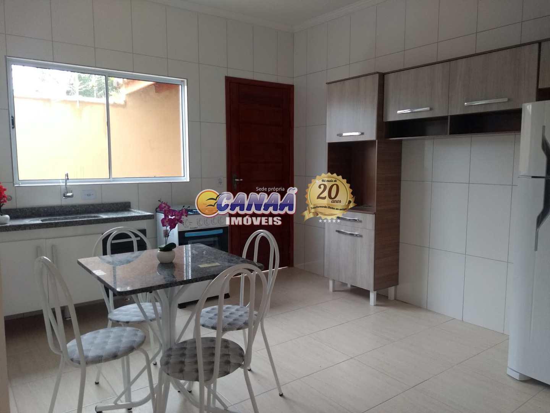 Casa de Condomínio com 2 dorms, Gaivotas, Itanhaém - R$ 150 mil, Cod: 6867