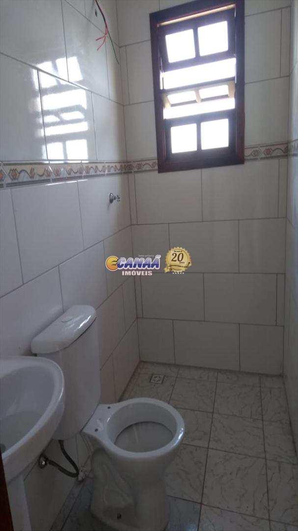 Casa com 2 dorms, Balneário Flórida Mirim, Mongaguá - R$ 175 mil, Cod: 6789