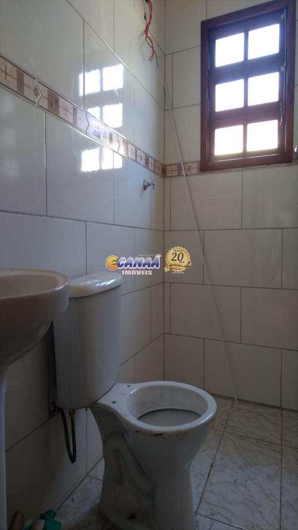 Casa com 2 dorms, Balneário Flórida Mirim, Mongaguá - R$ 175 mil, Cod: 6791