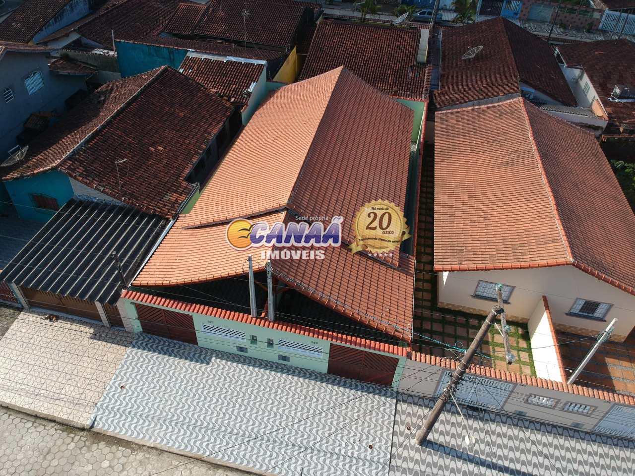 Casa com 2 dorms, Agenor de Campos, Mongaguá - R$ 190 mil, Cod: 6778