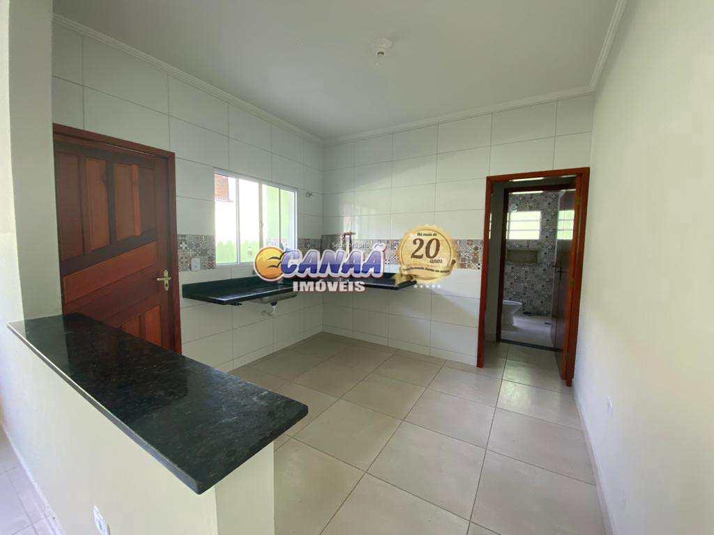 Casa com 2 dorms, Agenor de Campos, Mongaguá - R$ 230 mil, Cod: 6778