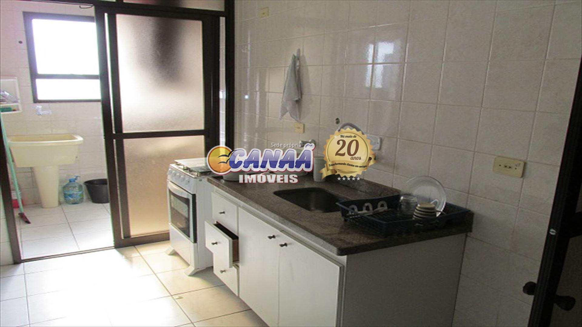 Apartamento com 2 dorms, Jardim Praia Grande, Mongaguá - R$ 265 mil, Cod: 6727