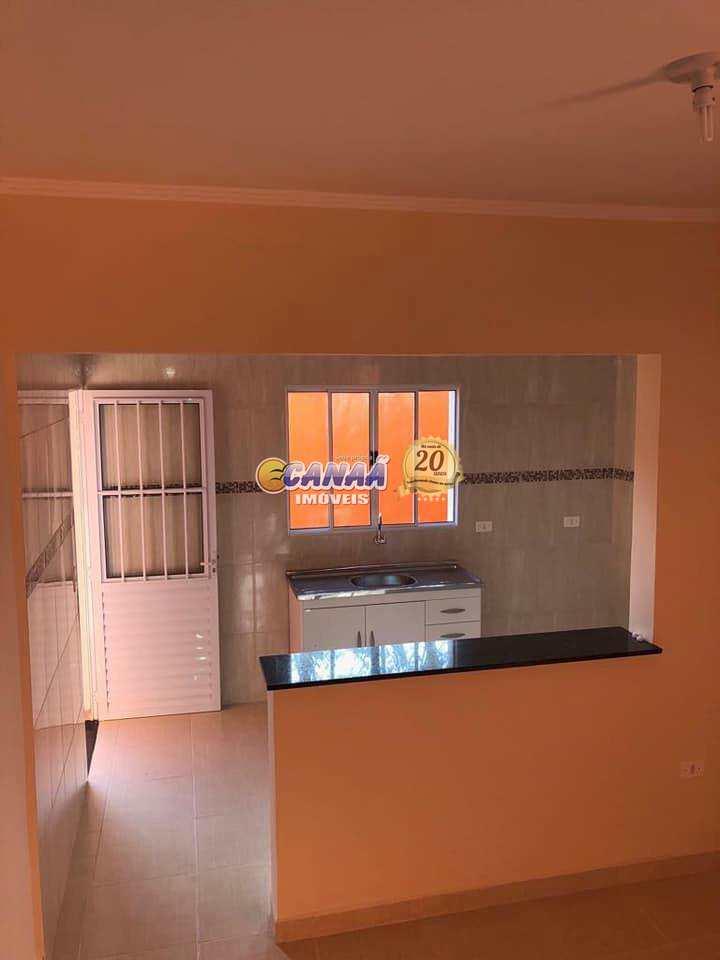 Casa de Condomínio com 2 dorms, Vila Atlântica, Mongaguá - R$ 169 mil, Cod: 6706