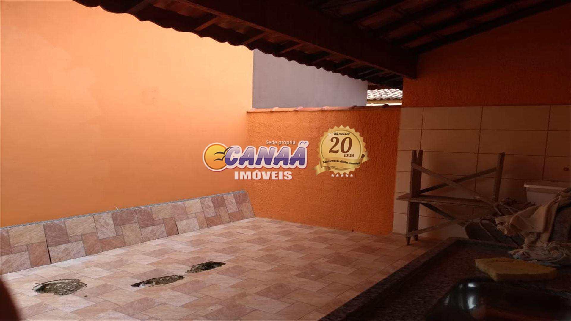 Casa com 2 dorms, Cibratel II, Itanhaém - R$ 175 mil, Cod: 6672