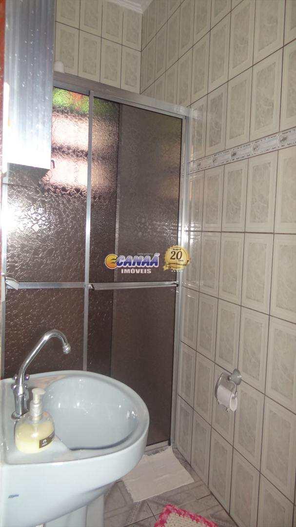 Casa com 2 dorms, Balneário Itaguai, Mongaguá - R$ 255 mil, Cod: 6615