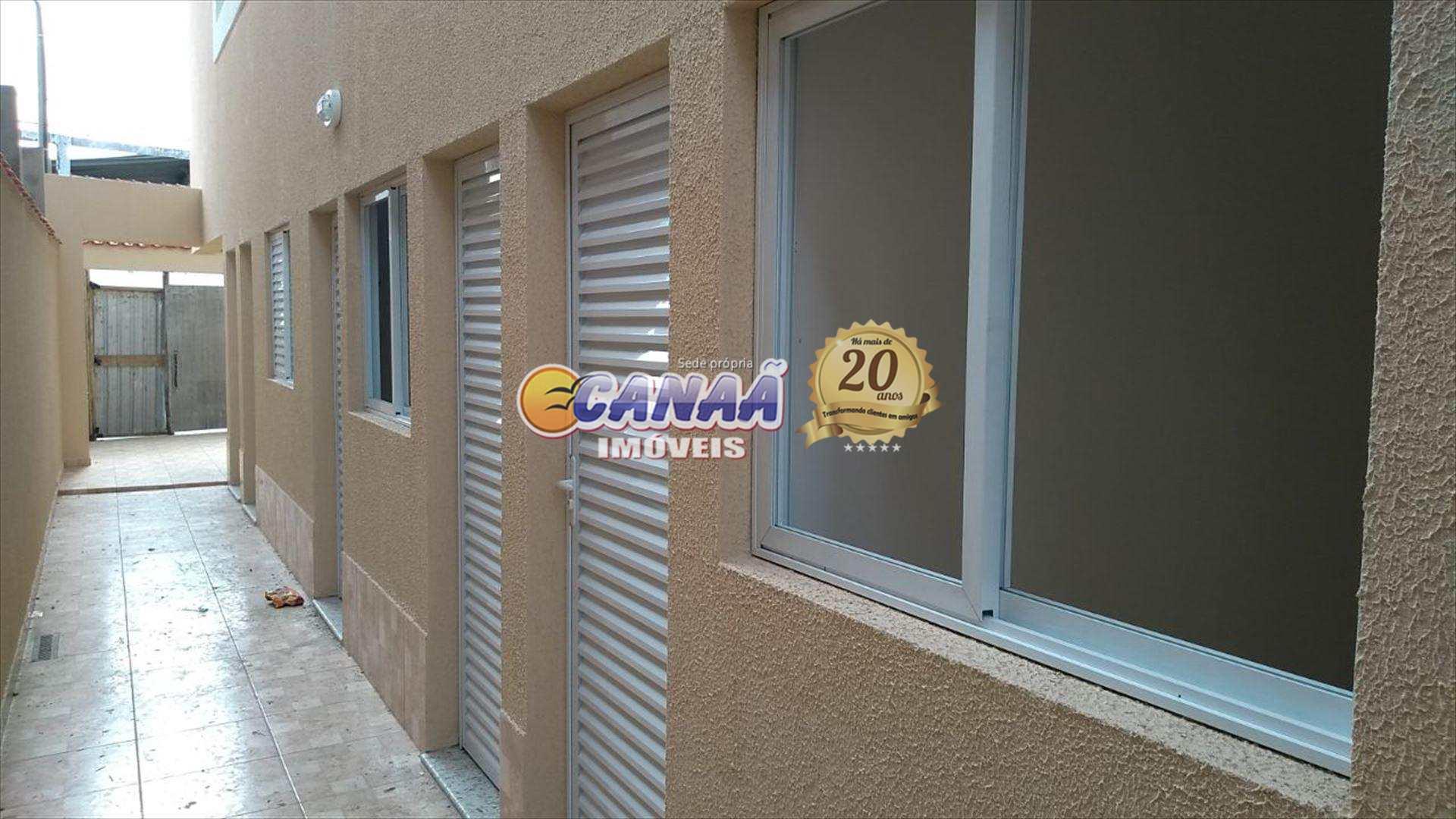 Casa de Condomínio com 2 dorms, Esmeralda, Praia Grande - R$ 143 mil, Cod: 6445