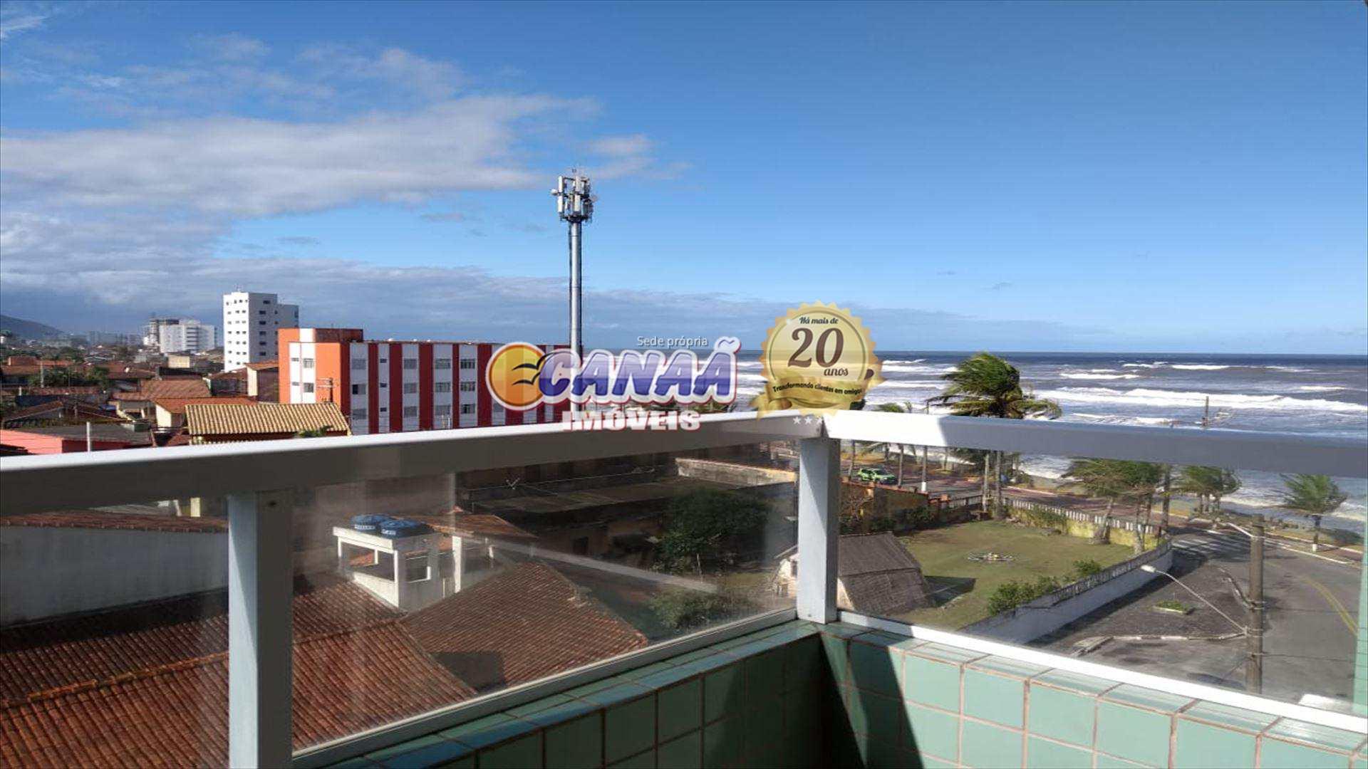 Apartamento com 2 dorms, Jardim Praia Grande, Mongaguá - R$ 240 mil, Cod: 6400