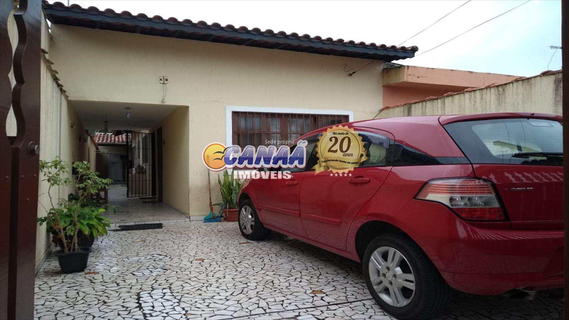 Casa com 1 dorm, Balneário Itaóca, Mongaguá - R$ 172 mil, Cod: 6385