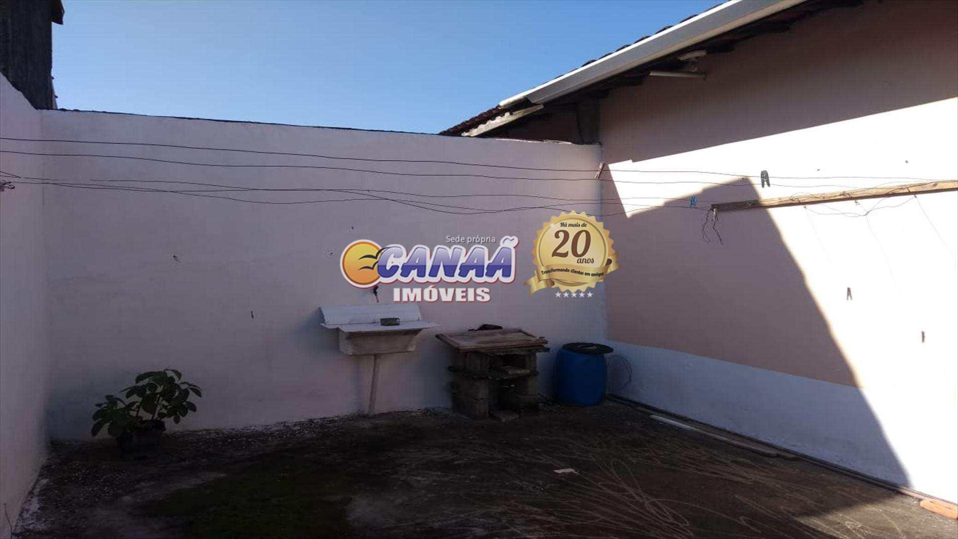 Casa com 2 dorms, Agenor de Campos, Mongaguá - R$ 180 mil, Cod: 6379