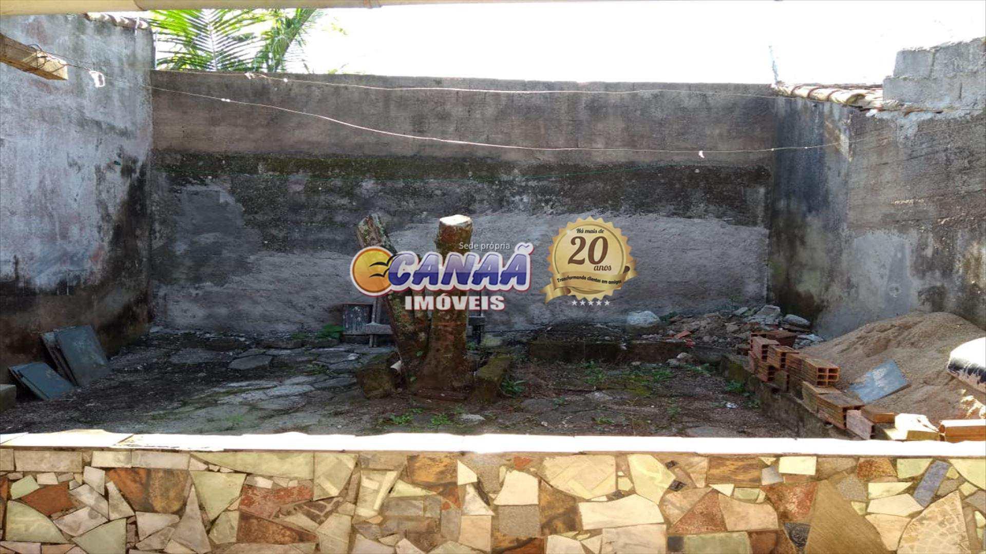 Casa com 2 dorms, Balneário Itaguai, Mongaguá - R$ 170 mil, Cod: 6373